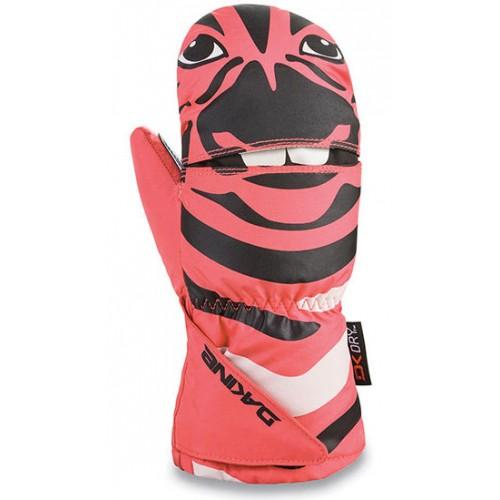 Scrambler Mitt Zebra