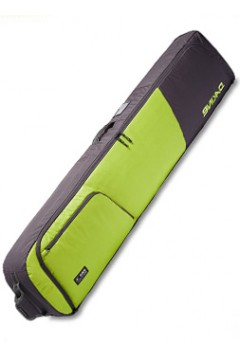 Low Roller Snowboard Bag 165 Dark Citron