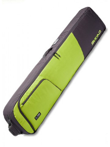 Low Roller Snowboard Bag 157 Dark Citron