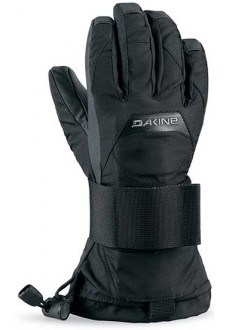 Wristguard Jr Glove Black