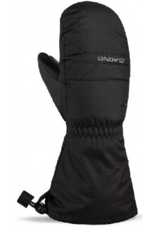 Yukon Mitt Black New