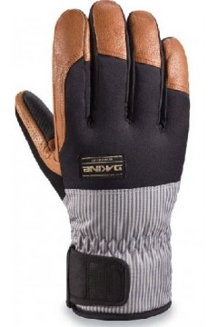 Charger Glove Stripe