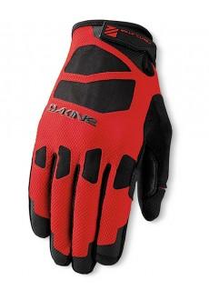 Ventilator Glove Red
