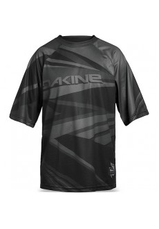 Descent SS Jersey Black