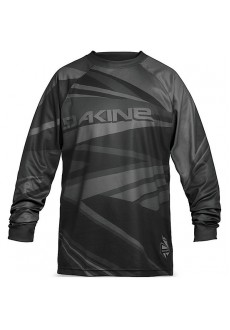 Descent LS Jersey Black