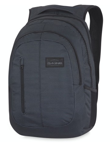 Foundation 26L Black Stripes