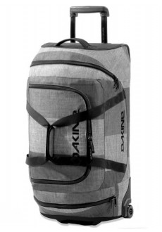 Wheeled Duffle 58L Pewter