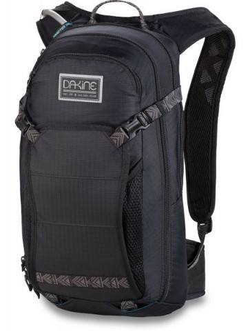 Womens Drafter 12L Black Ripstop (with Reservoir)
