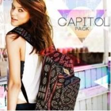 Обзор рюкзака  Dakine Capitol 23L