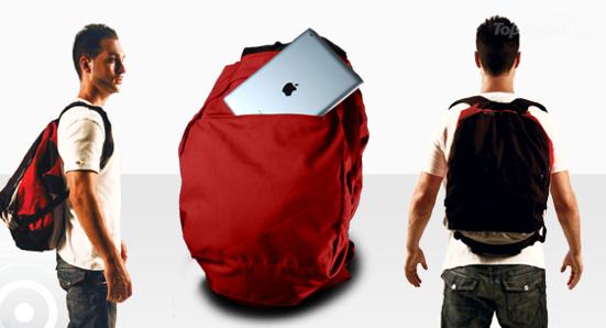 Куртка-рюкзак Alomar