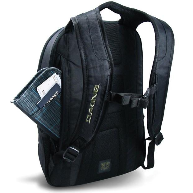 Потайной карман рюкзак Dakine
