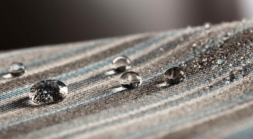 Водоотталкивающая ткань